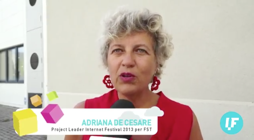 Intervista alla Project Leader IF2013 per FST, Adriana De Cesare
