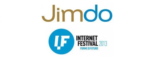 Jimdo in partnership con IF2013