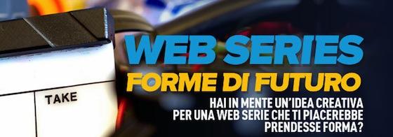Web Series: Forme di Futuro – Pitch con il produttore