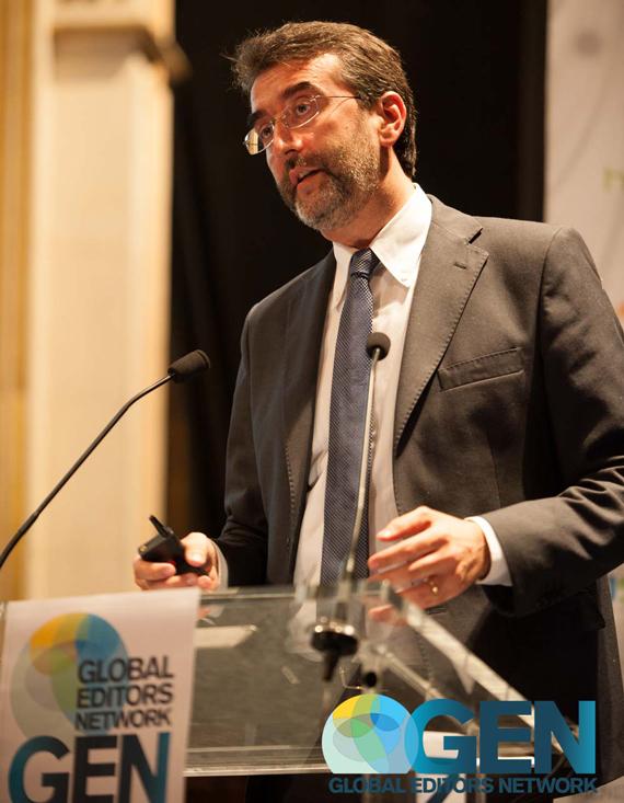 """""""Contaminazione"""": non possiamo rimanere chiusi nelle nostre redazioni – intervista a Marco Bardazzi"""
