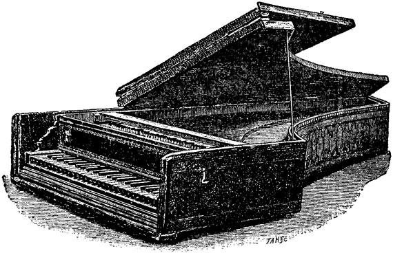 Un clavicembalo all'Internet Festival: sarà musica fuori dalla Rete? Non è detto…