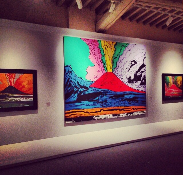 La mostra di Andy Warhol a Pisa
