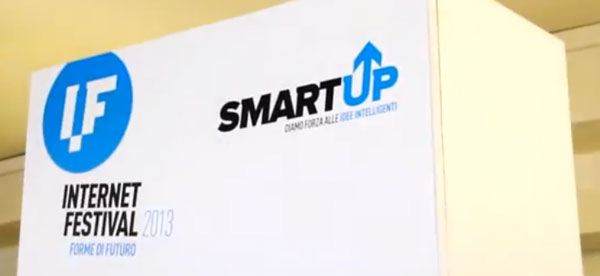 SMARTUP #IF2013 – Il video
