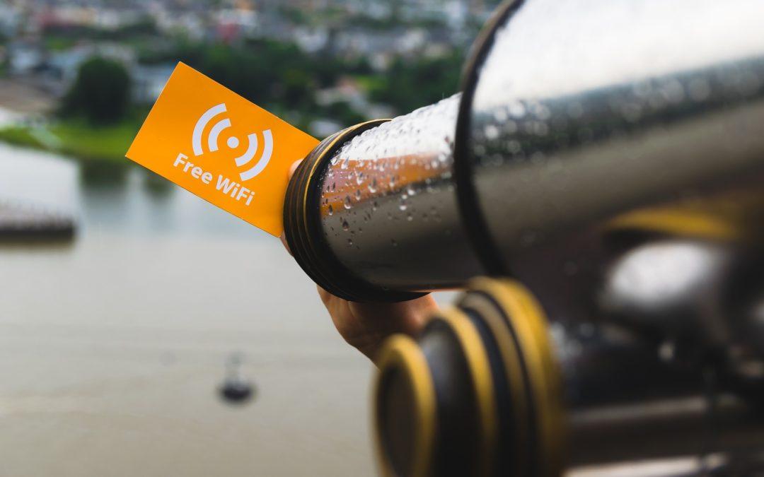 Grazie al progetto WiFi4Eu internet gratis in tutta Europa