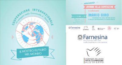 Cooperazione al cubo – incontro con il  Viceministro Mario Giro