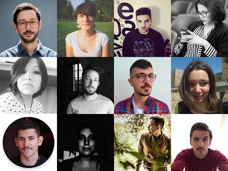 Vi presentiamo il Social Media Team di #IF2017!
